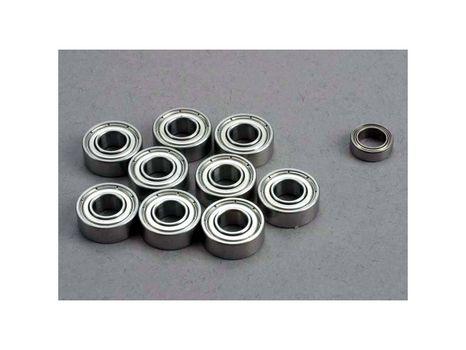 Traxxas kuličkové ložisko 5x11x4mm 2Z (9)/ 5x8x2.5mm 2Z (1)
