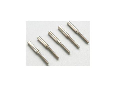 Závitová koncovka pajkovacia M2/0,8mm, 5ks
