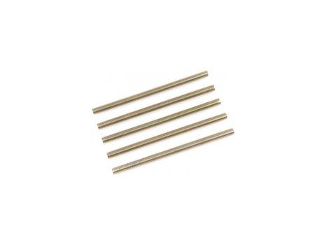 Závitová tyč M4x20 ocel (5)