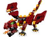 LEGO Creator - Bájne stvorenia