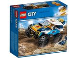 LEGO City - Púštne pretekárske auto