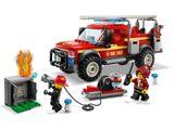 LEGO City - Zásahové vozidlo veliteľky hasičov