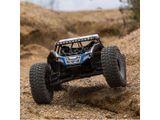 Losi Rock Rey Rock Racer 1:10 4WD AVC RTR modrý