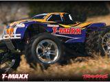 Traxxas Nitro T-Maxx Classic 1:8 RTR bílý