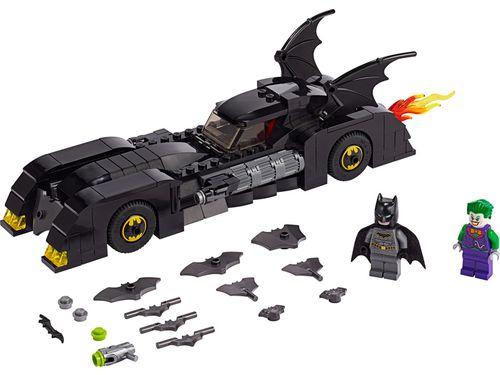 LEGO Super Heroes - Batmobile: prenasledovanie Jokera