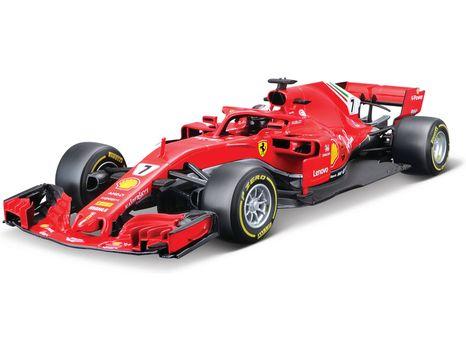 Ferrari SF71-H 1:18 #7 Raikkonen