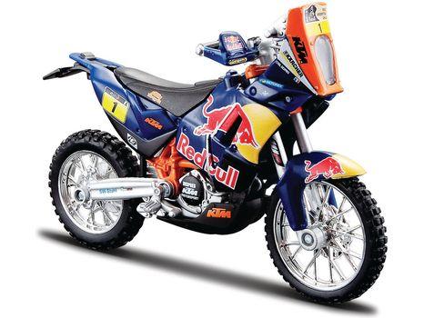 Red Bull KTM 450 Rally Dakar #1 1:18