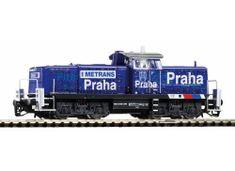 Dieselová lokomotíva BR 290 Metrans ep.VI, TT