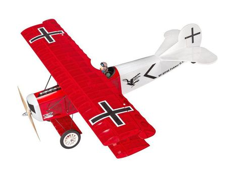 Super Flying Model Fokker D.VII stavebnica