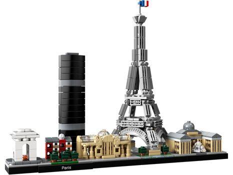 LEGO Architecture - Paríž