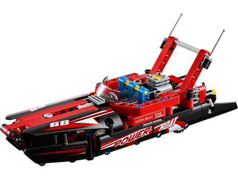 LEGO Technic - Motorový čln