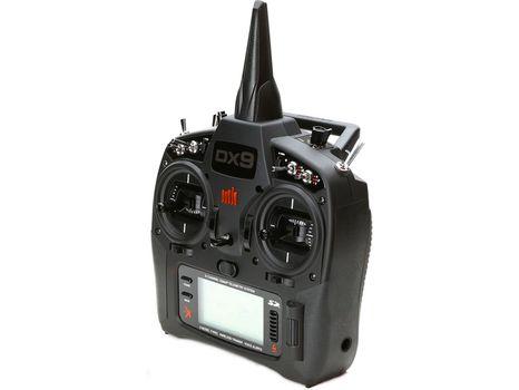 Spektrum DX9 DSMX Black Edition pouze vysílač